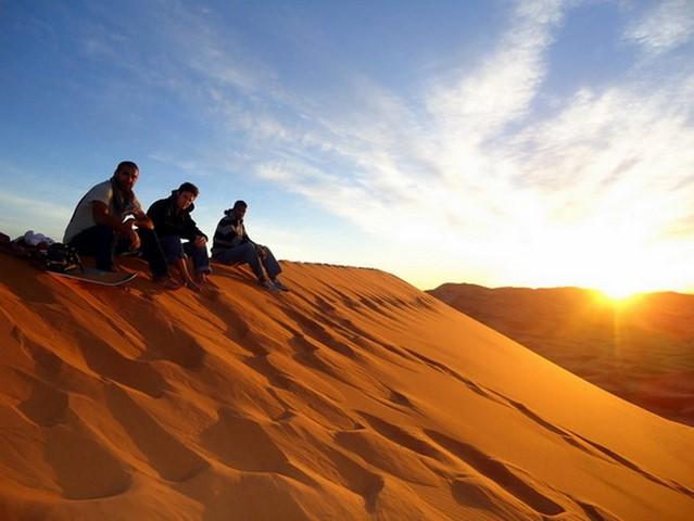 Ruta 5 dias desde Casablanca al Desierto via Marrakech