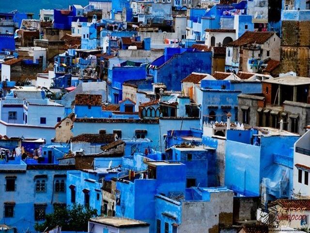 Ruta 6 dias desde Tanger Norte  Fez y Desierto de Merzouga