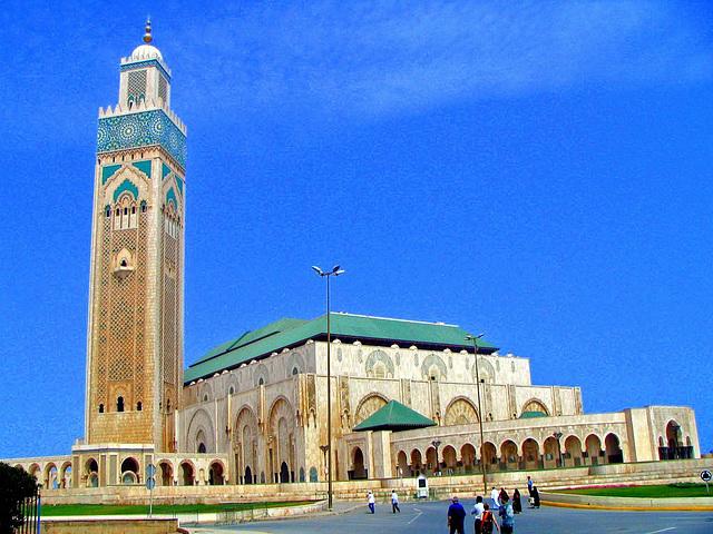 Ruta 6 dias desde Casablanca a Fez Desierto y Marrakech