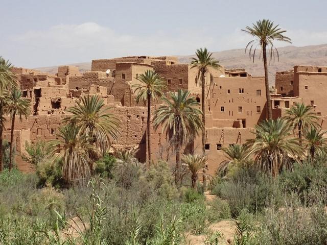 Ruta 5 dias desde Marrakech Desierto y Atlas