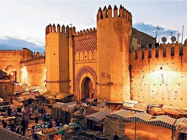 Ruta 10 dias desde Tanger Ciudades imperiales y desierto