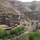 Pueblo berber en el atlas