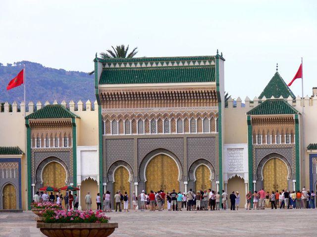 Ruta 9 dias desde Tanger Norte y Ciudades imperiales