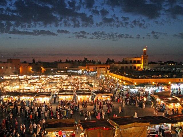 Ruta 4 dias desde Marrakech al Desierto Fin en Fez