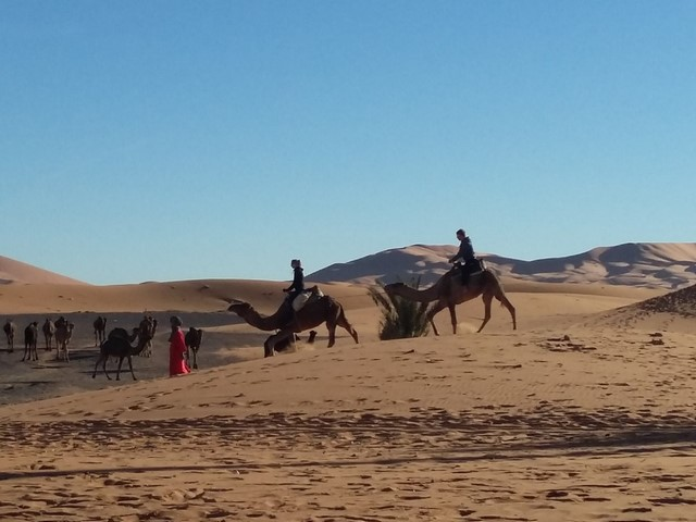 Tour 4 giorni da Marrakech al deserto di Merzouga