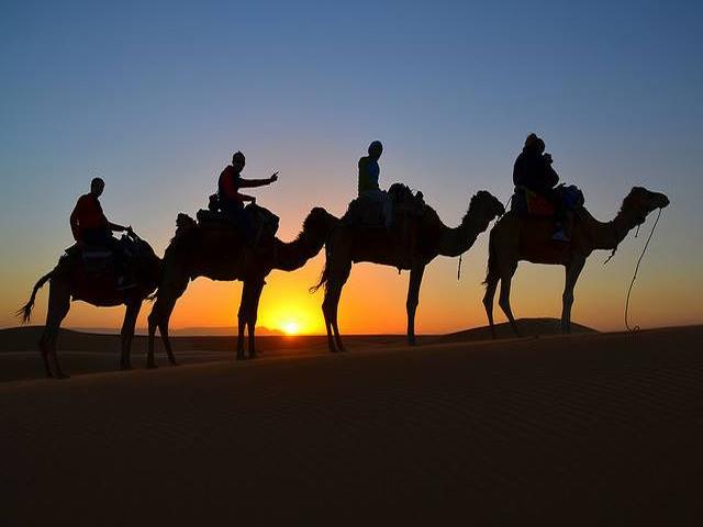 Tour 7 giorni da Marrakech e deserto di Merzouga