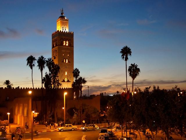 Tour 3 giorni da Marrakech al deserto di Merzouga e Fes