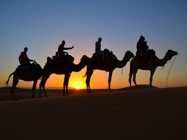 14 Days Tour Over Morocco From Casablanca